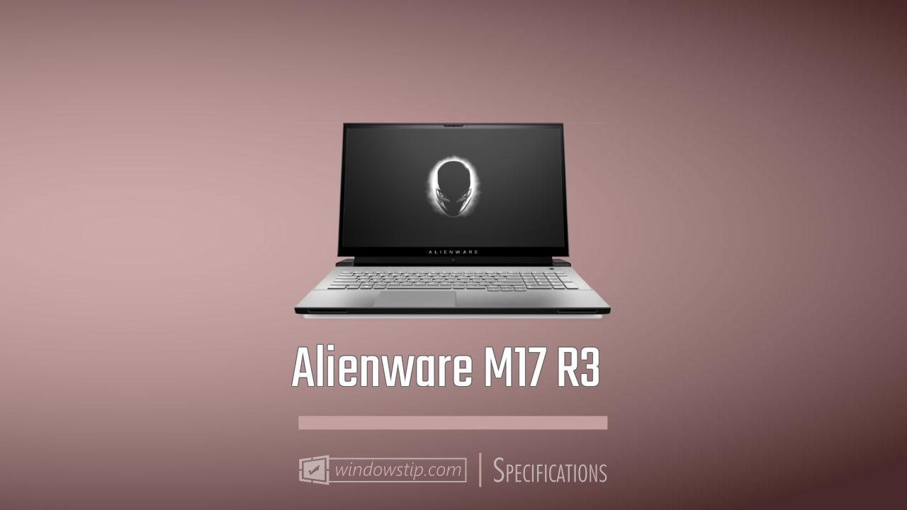 Alienware M17 R3