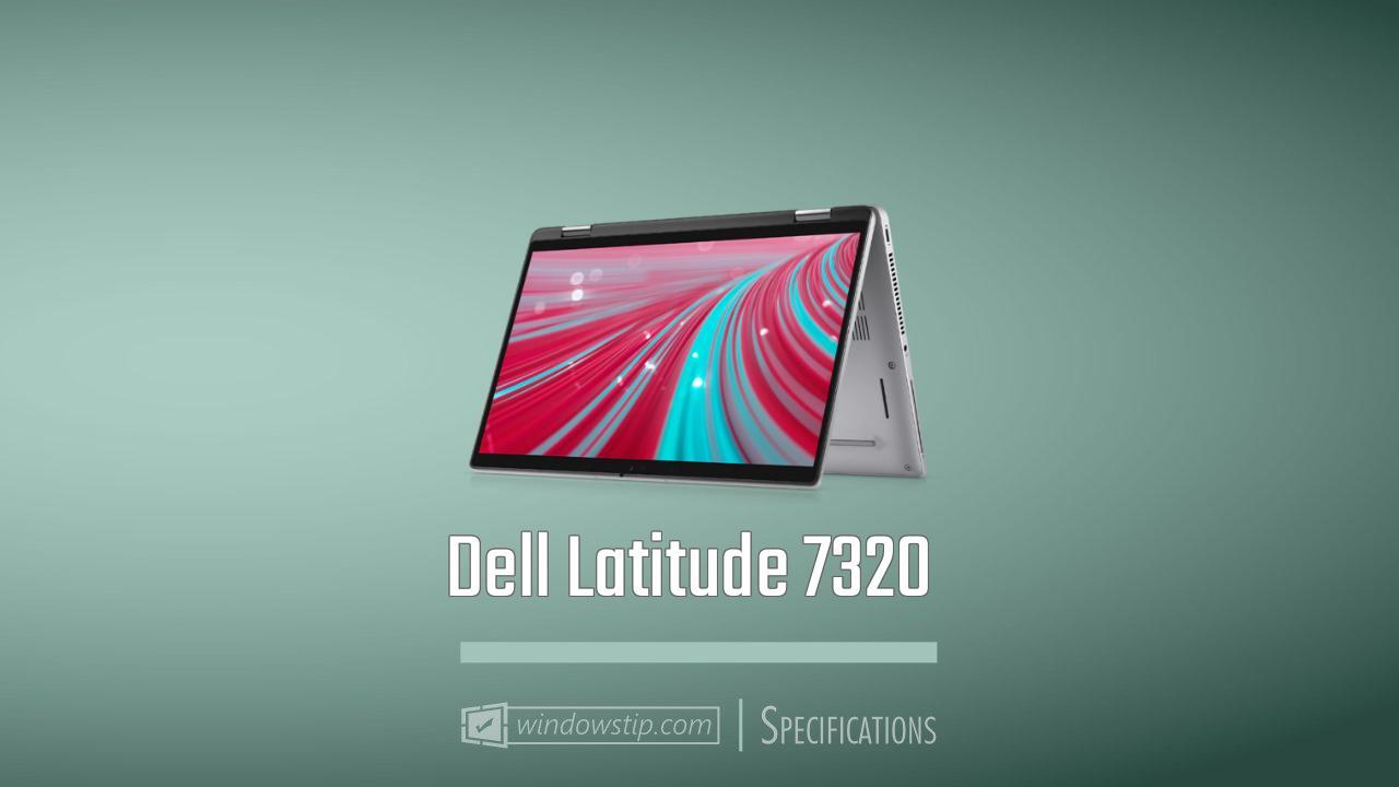 Dell Latitude 7320
