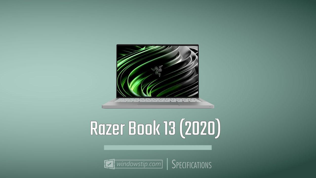Razer Book 13 (2020)