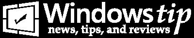 Windows Tip Logo