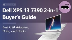 Dell XPS 13 7390 2-in-1 USB Hubs and Docks