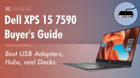 Best Dell XPS 15 7590 USB Adapters, Hubs, and Docking Stations